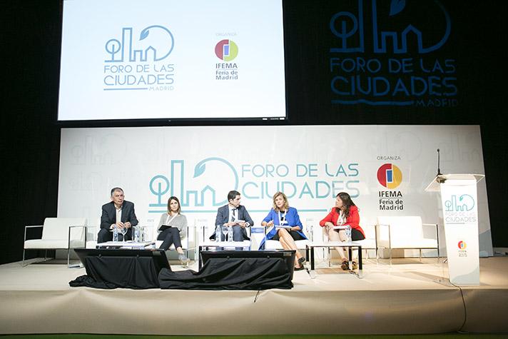 El FORO DE LAS CIUDADES DE MADRID 2021 propone un debate transversal sobre la nueva ciudad postpandemia