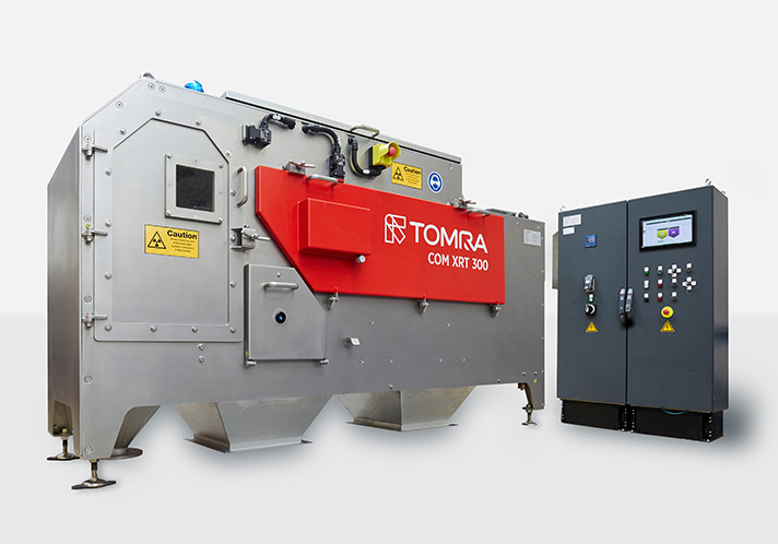 TOMRA Sorting Mining: XRT Final Recovery