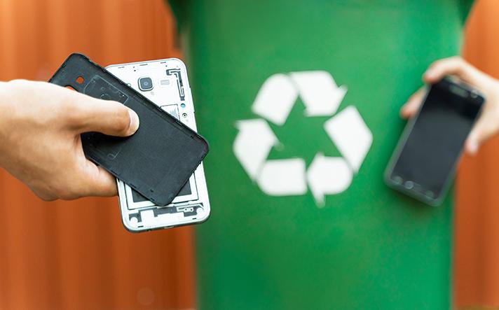 Electrodomésticos de gran tamaño y aparatos de intercambio de temperatura: los RAEE que más reciclaron los españoles en 2020, según la Fundación Ecolec