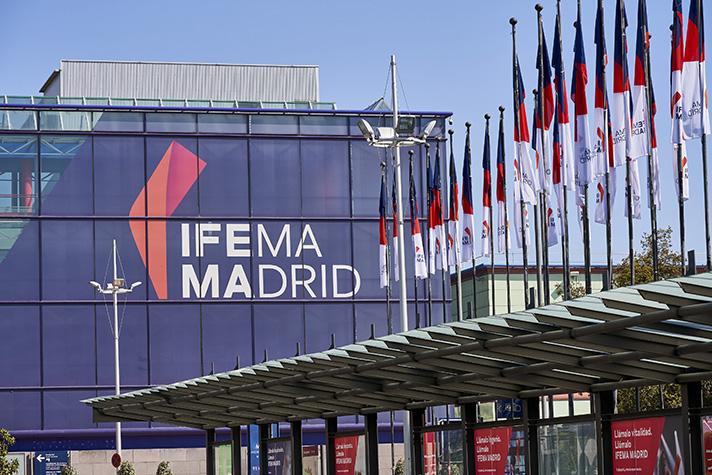El MITECO reconoce la reducción de la huella de carbono de IFEMA MADRID
