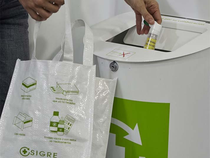 SIGRE celebra 20 años como gran alianza medioambiental del sector farmacéutico