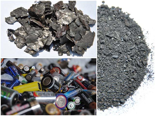 ERP España recuperó en 2020 más de 2.000 toneladas de materiales valorizables procedentes de pilas y baterías en desuso