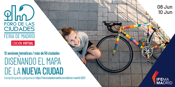 El FORO DE LAS CIUDADES DE MADRID 2021 cierra su cuarta edición con más de 1.000 asistentes