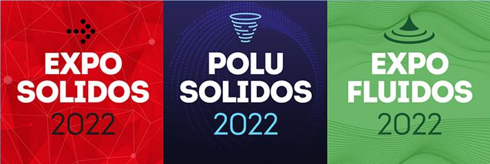 En EXPOSOLIDOS 2022, POLUSOLIDOS 2022 y EXPOFLUIDOS 2022, un 45% más de empresas que en la edición del 2019