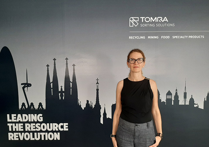 TOMRA Recycling reúne a expertos en el sector en un webinar sobre RAEES