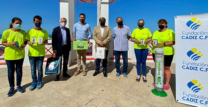 La iniciativa se enmarca en la campaña 'Playas Azules y Amarillas'
