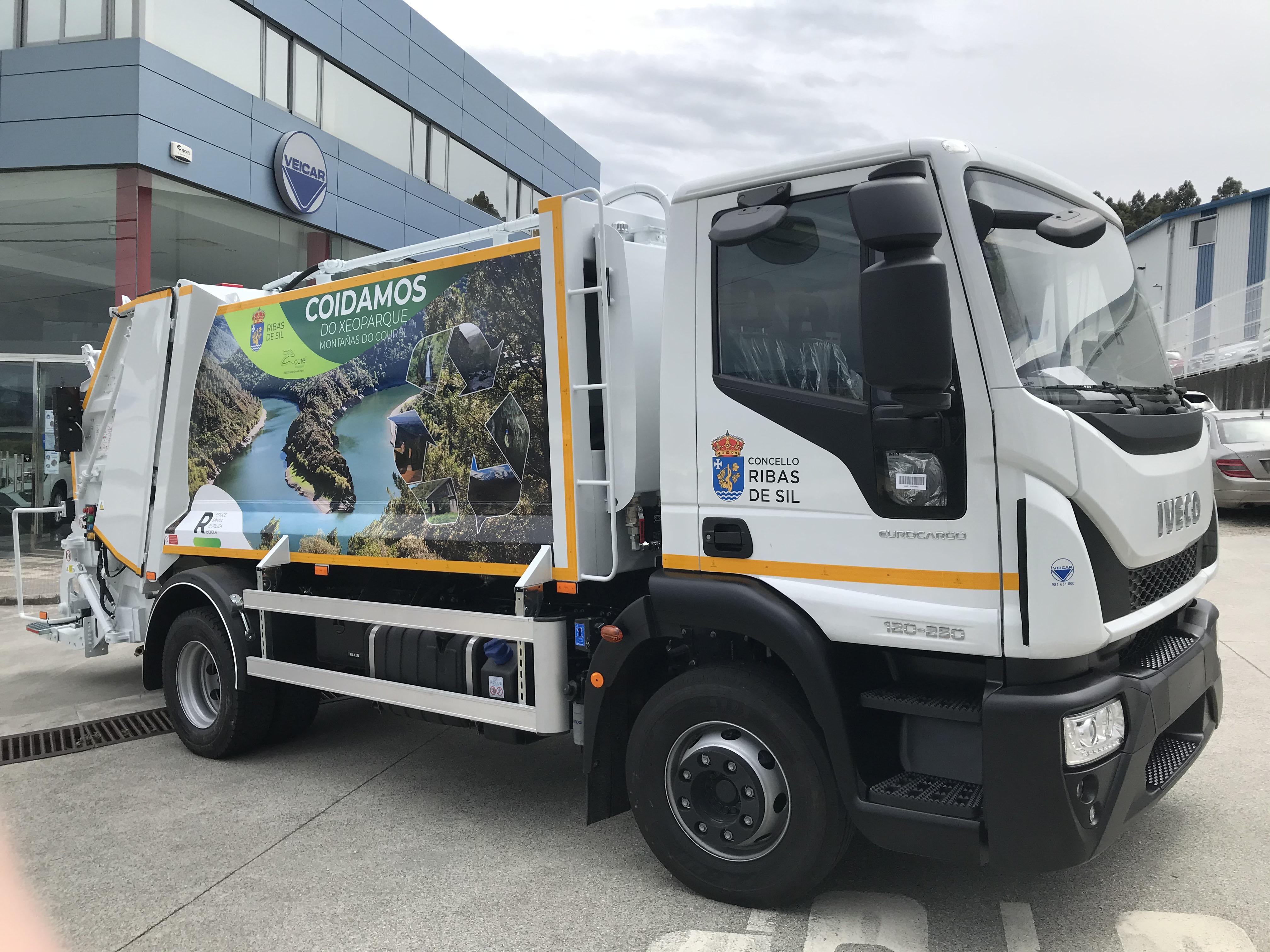 Ayuntamientos  de Galicia renuevan sus flotas de recogida de residuos con transmisiones Allison