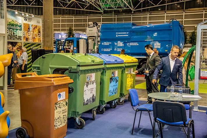 Ecofira vuelve a Feria Valencia del 5 al 7 de octubre con los principales operadores medioambientales y de gestión de residuos