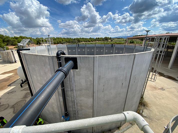 Se pone en marcha una nueva planta de Biogás con capacidad para gestionar 165.000 toneladas anuales de residuos