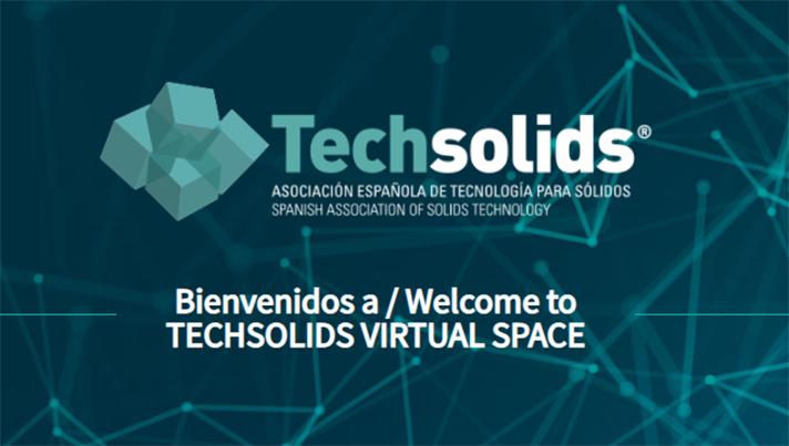 Techsolids abre una feria digital permanente de tecnología de sólidos: Techsolids Virtual Space (TVS)