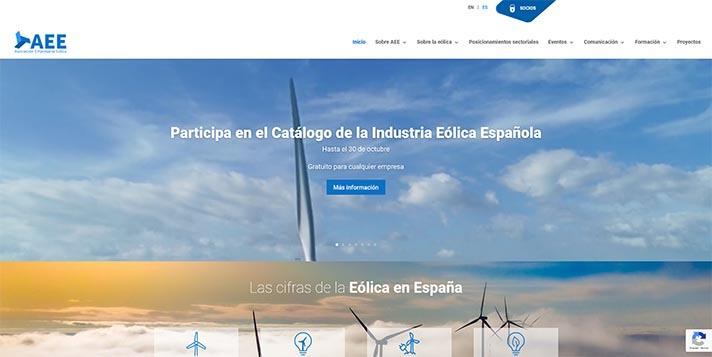 AEE estrena nueva página web