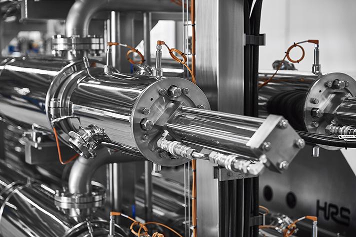 La hidrólisis térmica impulsa la producción de biogás