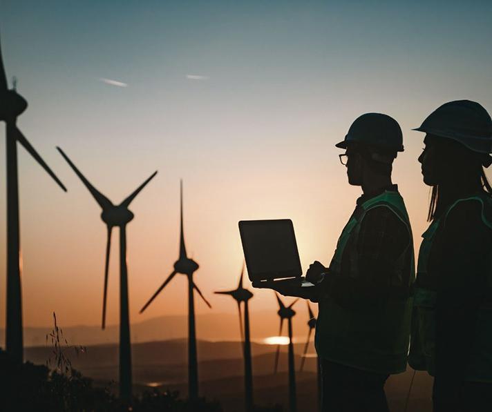 El alto coste del mantenimiento low cost en parques eólicos
