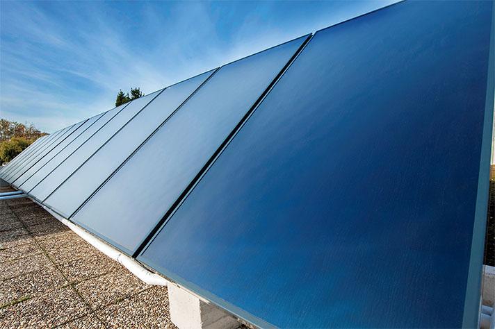 Energía solar térmica en procesos industriales