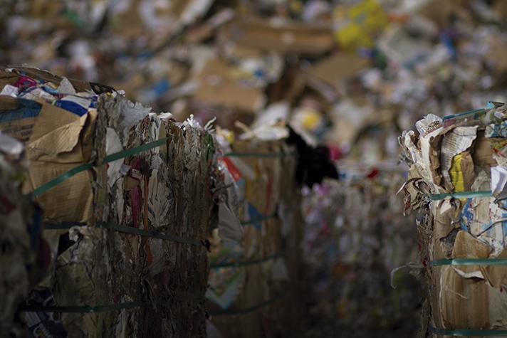 El reciclaje de papel y cartón resiste en el año de la pandemia