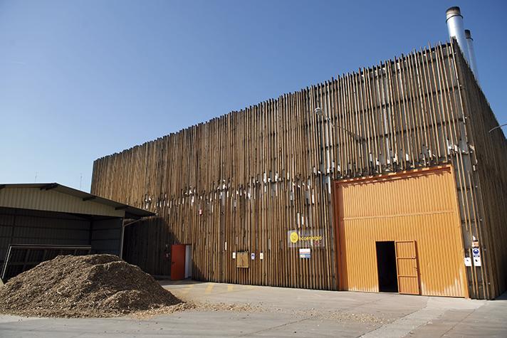 Calefacción y agua caliente sanitaria gracias a la biomasa en Móstoles Ecoenergía