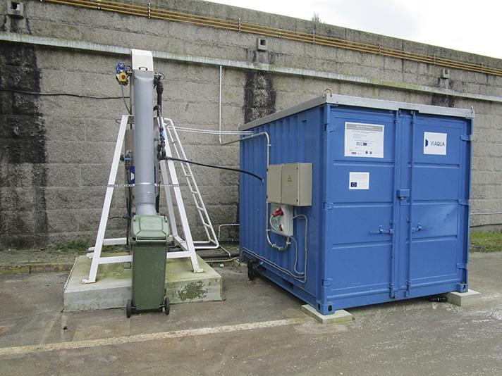 SeMPAC, tecnología compacta para el tratamiento de microcontaminantes emergentes en aguas residuales hospitalarias e industriales