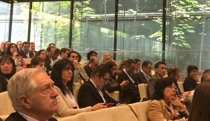 Asistentes a la IV edición de la reunión anual de Recyclia