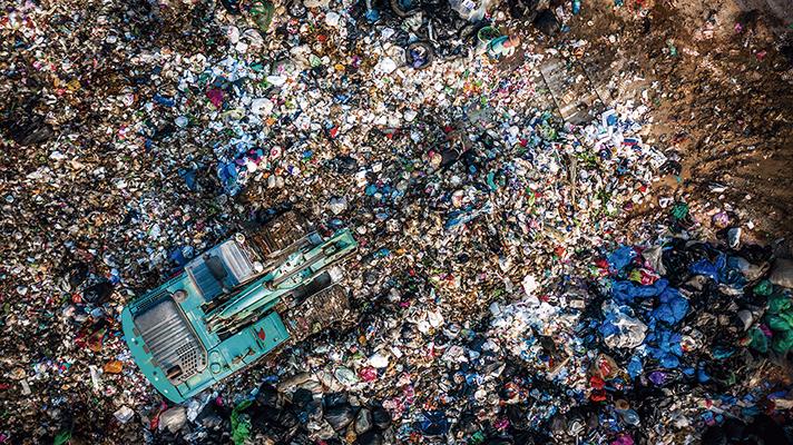 España vierte un total de 12 millones de toneladas anuales de residuos a vertederos