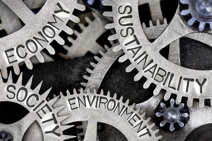 La economía circular busca mantener el valor de los recursos invertidos en productos y servicios el mayor tiempo posible