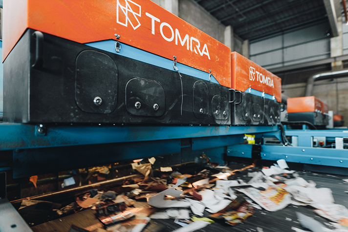 Se han instalado en la planta 7 unidades AUTOSORT® de última generación