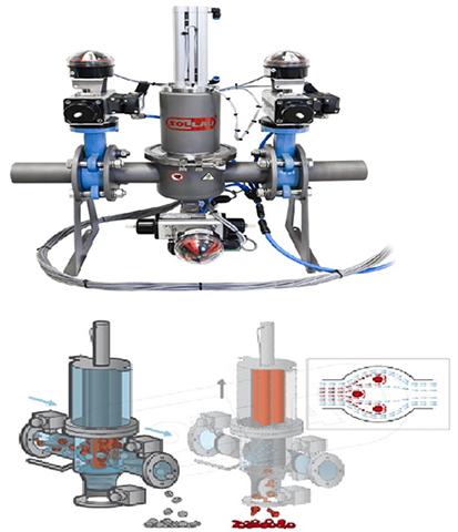 El separador magnético MSP-AC v0 cuenta con innumerables ventajas