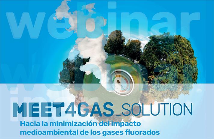 En un webinar sobre el proyecto europeo KET4FGAS, en el que colabora como asociado