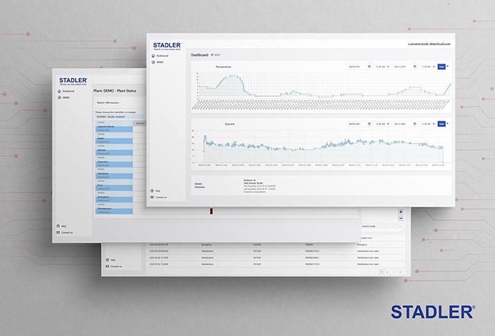 La plataforma Service Data Cloud de Stadler mejora la eficiencia y aumenta el tiempo de actividad en las plantas de clasificación