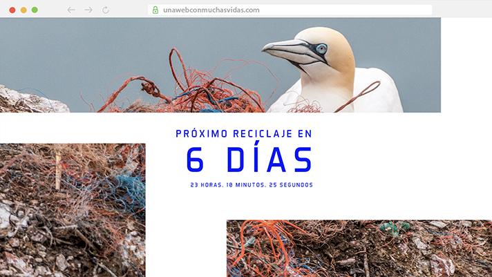 Este proyecto, creado por ALPLA, tiene como objetivo poner de relieve las importantes funciones del plástico, a través de usos innovadores y con un claro compromiso con el medio ambiente