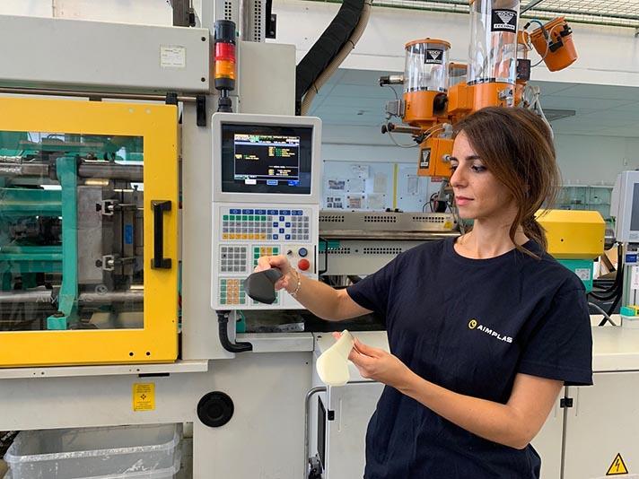 Se ha comprobado una reducción de los costes y del consumo en la fabricación de tres prototipos así como la viabilidad de su reciclado