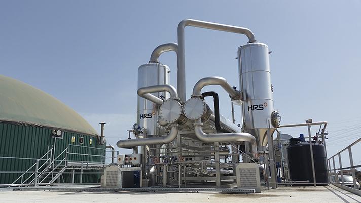 HRS Heat Exchangers ofrece dos sistemas destinados específicamente a mejorar la eficiencia de la producción de digestato y optimizar su valor