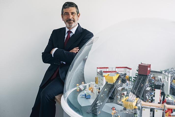 Luis Moreno, Director General de Fundación ECOLEC