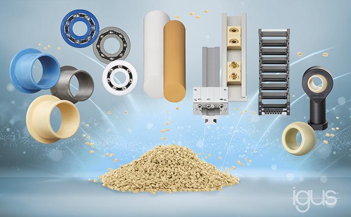 Las ventajas de los plásticos de alto rendimiento son evidentes