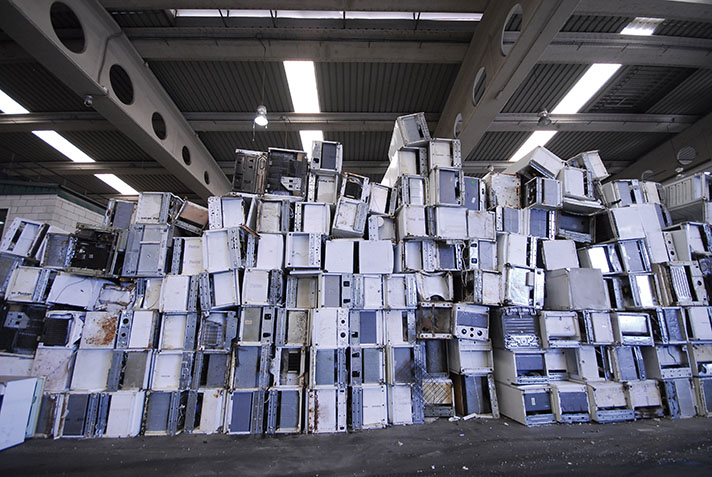 Europa desperdicia cada año cerca de 600 millones de toneladas de materiales contenidos en residuos, que podrían ser reutilizados