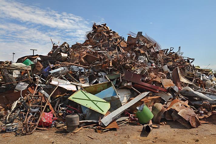 La tercera revolución industrial y los residuos