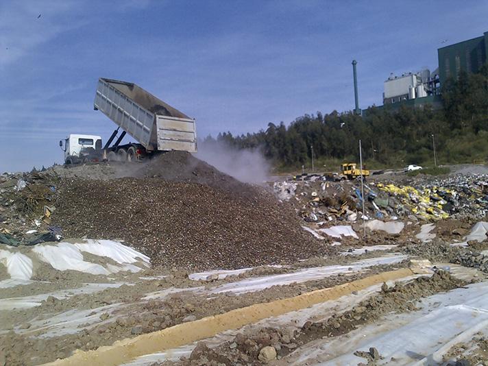 Los antiguos basureros sin apenas seguimiento se han convertido hoy en día en instalaciones controladas